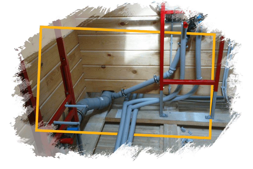 монтаж водопровода в доме и водоснабжение дома